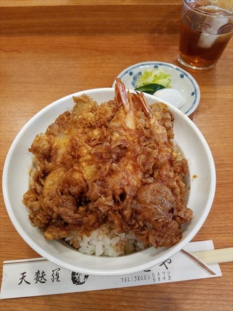 20180521_114305_R 未掲載 天丼1000円味噌汁付
