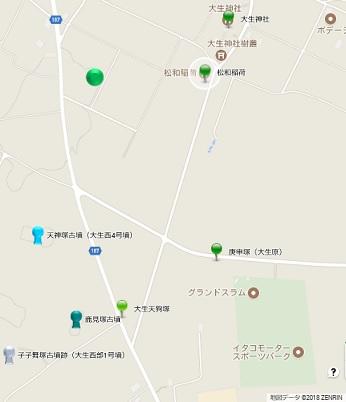 大生原地図