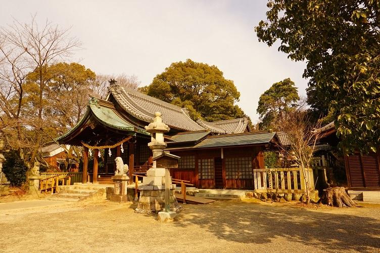07 今伊勢石刀神社社殿