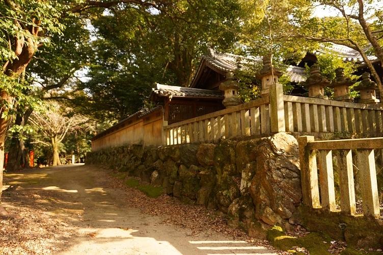 08 今伊勢石刀神社社殿下の土台