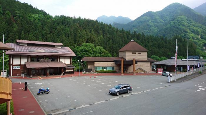 道の駅・大滝温泉2
