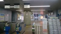 市役所前駅の様子