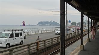 鎌倉高校前駅 TARI TARI 聖地巡礼