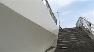 おっさんとウィーンが転げ落ちた階段 TARI TARI 聖地巡礼