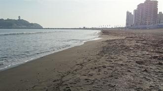 腰越海水浴場 TARI TARI 聖地巡礼