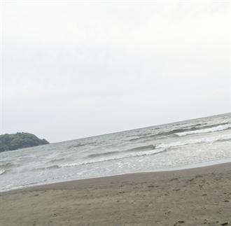 片瀬西浜海水浴場 TARI TARI 聖地巡礼