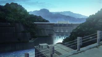 響け!ユーフォニアム 聖地巡礼 天ヶ瀬ダム