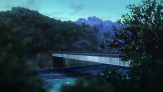 響け!ユーフォニアム 聖地巡礼 白虹橋