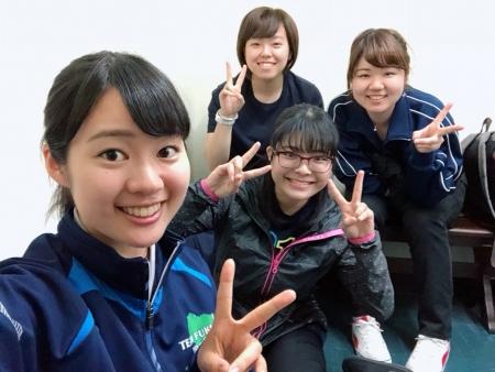 NHK杯で同窓会