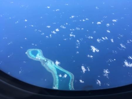 フィリピン沖のリーフ2