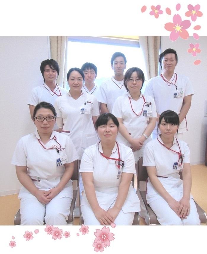 新人看護師集合