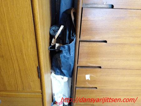 母の納戸の断捨14回目