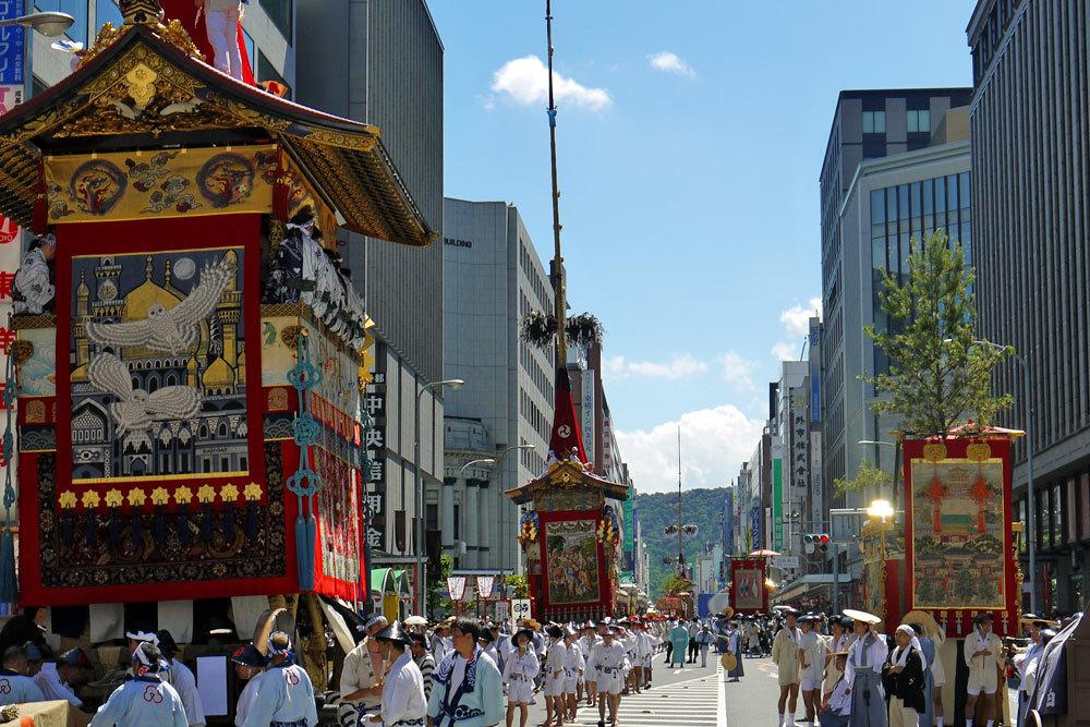 祇園祭画像
