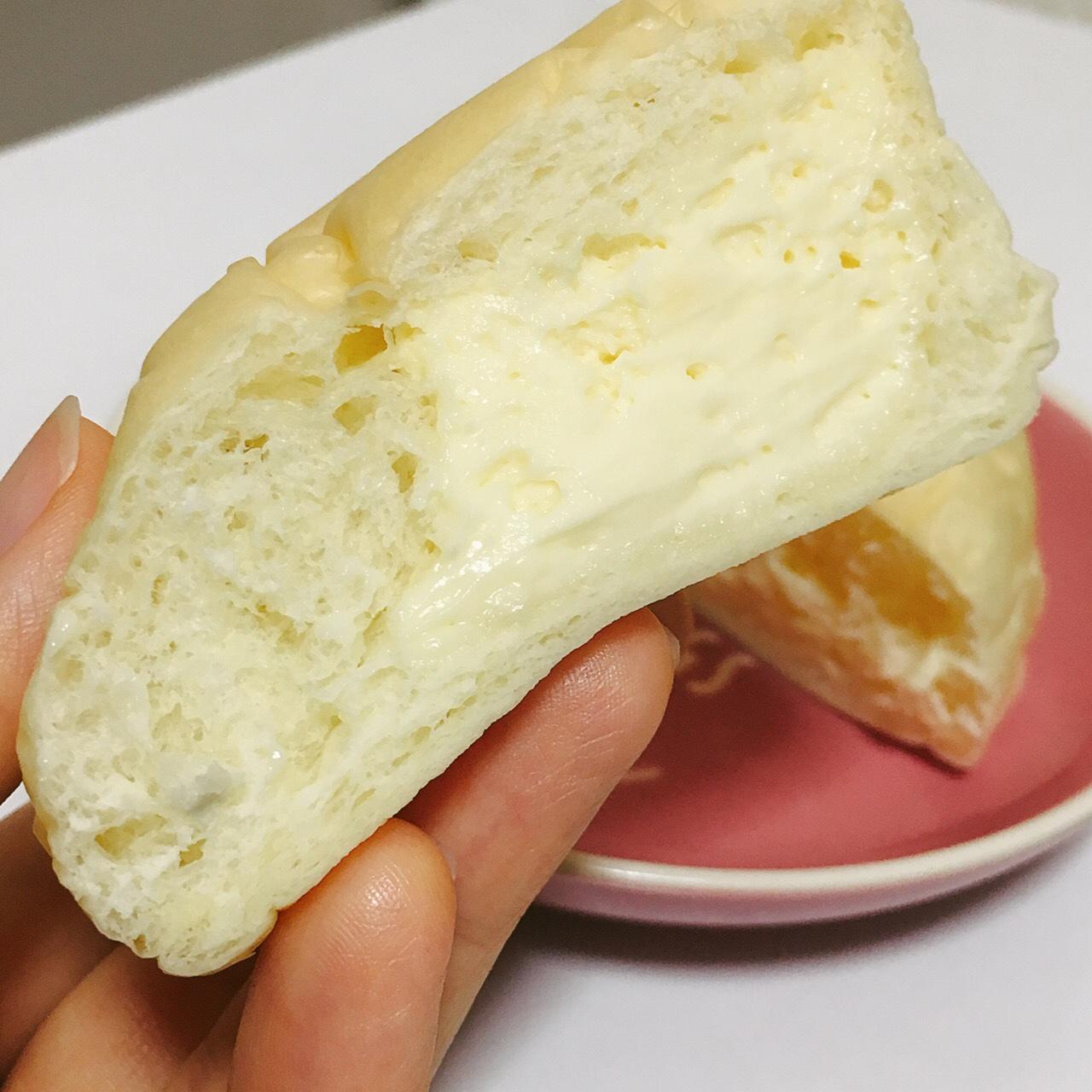 生クリームパン チーズレモン