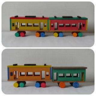 機関車連結2種類