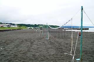 大雨の後5