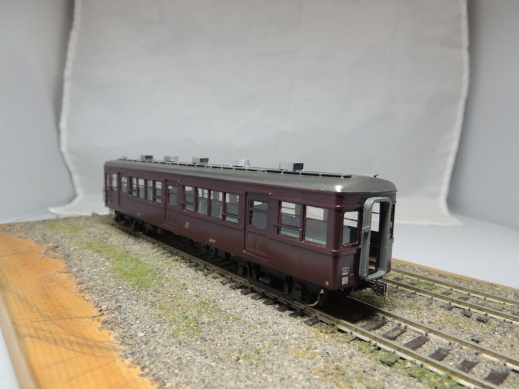 小田急1600 関東鉄道キクハ1形 フェニックス