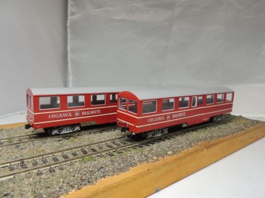 大井川鉄道 DD20 アダチ