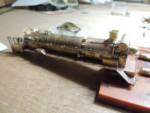 D51北海道型 Z仕様 珊瑚模型