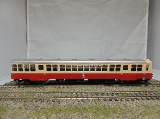 夕張鉄道キハ252 ナハニフ100 KSモデル