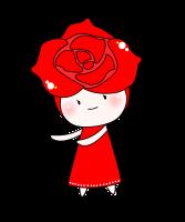 SACHIKAちゃんキャラ赤
