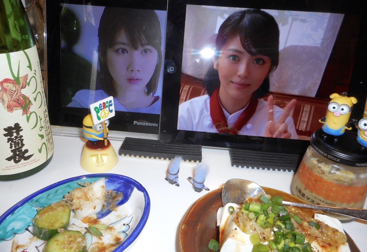 浜辺美波最強論vs松本穂香1