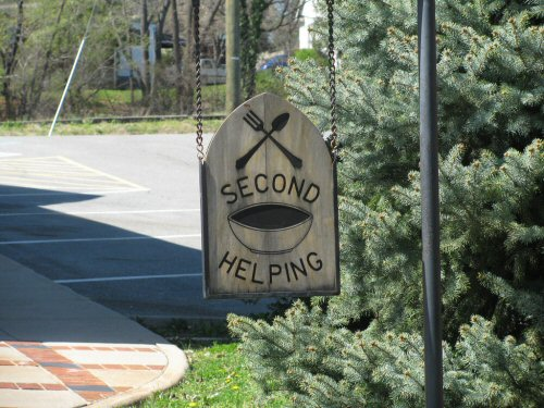 04a 500 sign second helping
