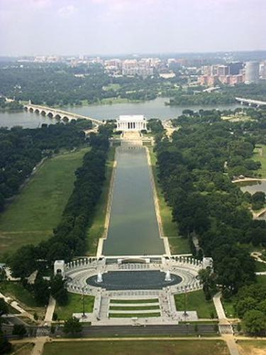 1b 400 Lincoln Memorial