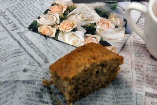 4h 500 Earl Grey Tea Cake