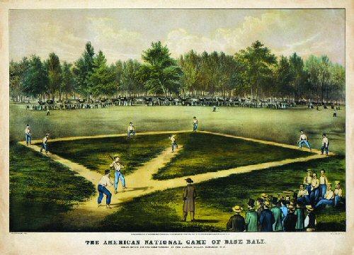 03a 500 American baseball 1845