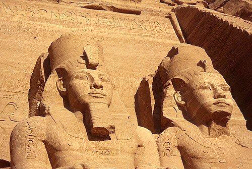 09fb 500 Colossal Statue RamsesⅡ