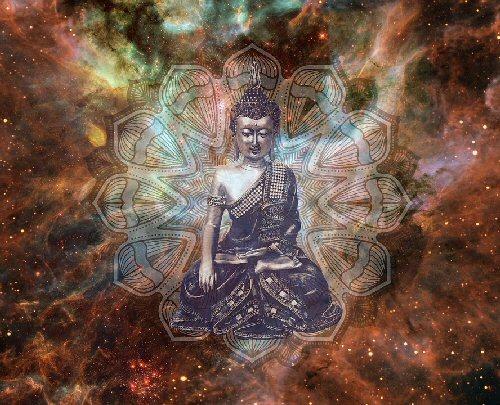 04b 500 Buddha in Universe