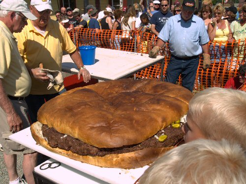 09eb 500 Gigantic Hamburger