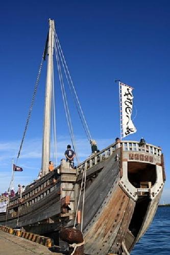 04a 400 北前船:復元