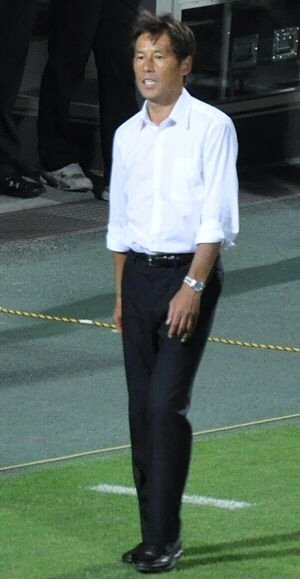 03a 300 西野朗soccer日本代表監督