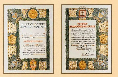 09a 500 Novel Priz Diploma