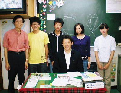 01c 400 20090913 ★風間直樹先生訪問inSCstaff特訓