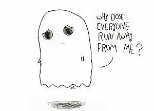 01c 300 a cute ghost