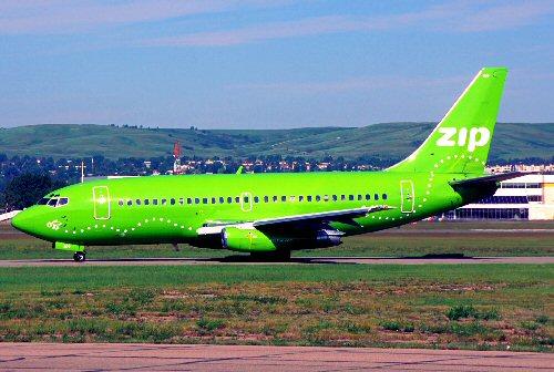 03a 500 Zip Boeing 737