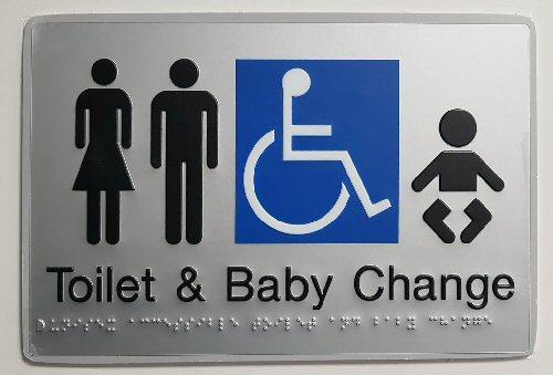 09b 500 toilet baby change