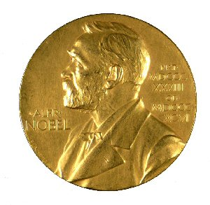 04b 300 Nobel Prize medal