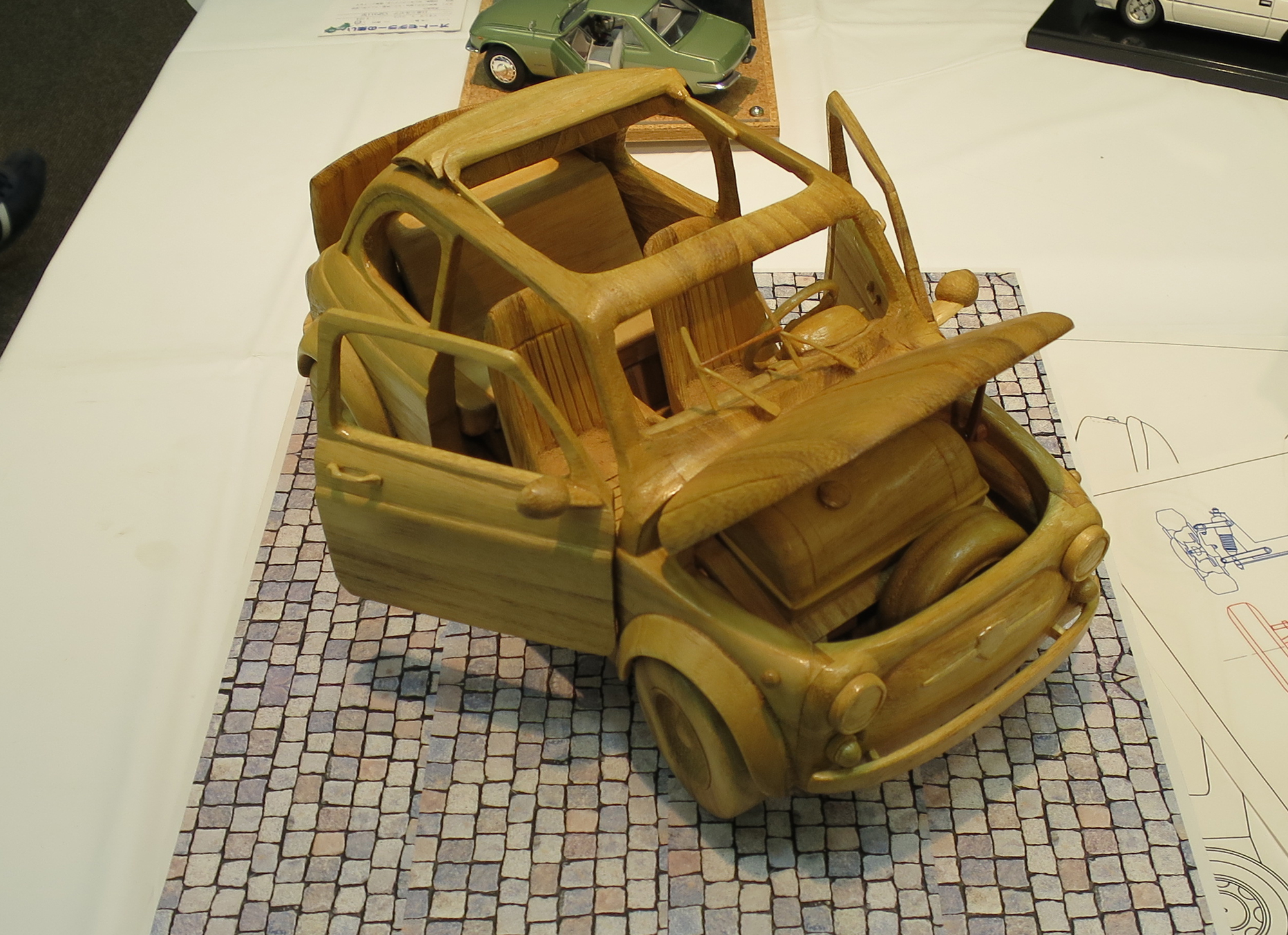 木製car1