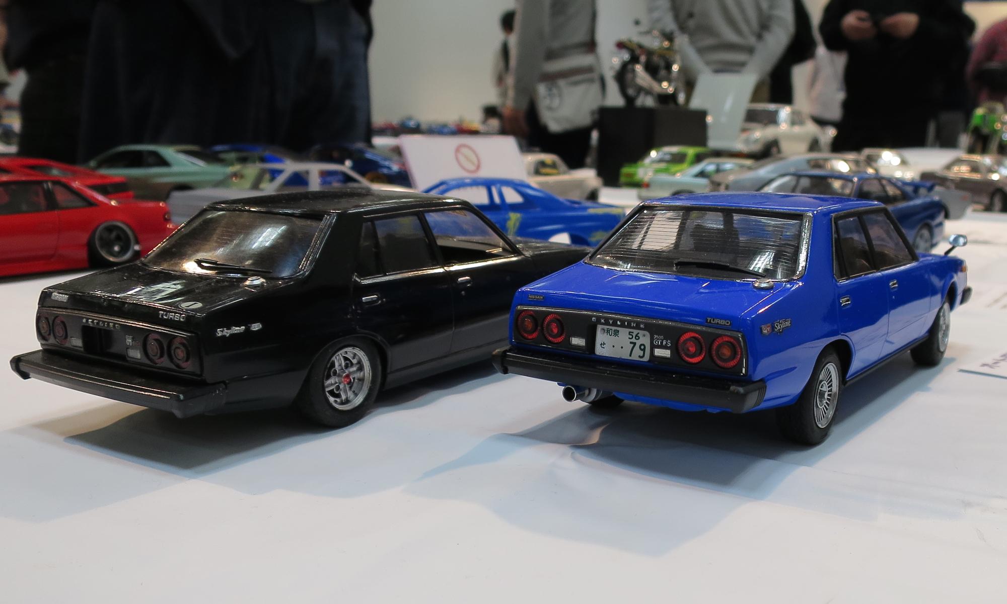 ジャパン後期2台リア