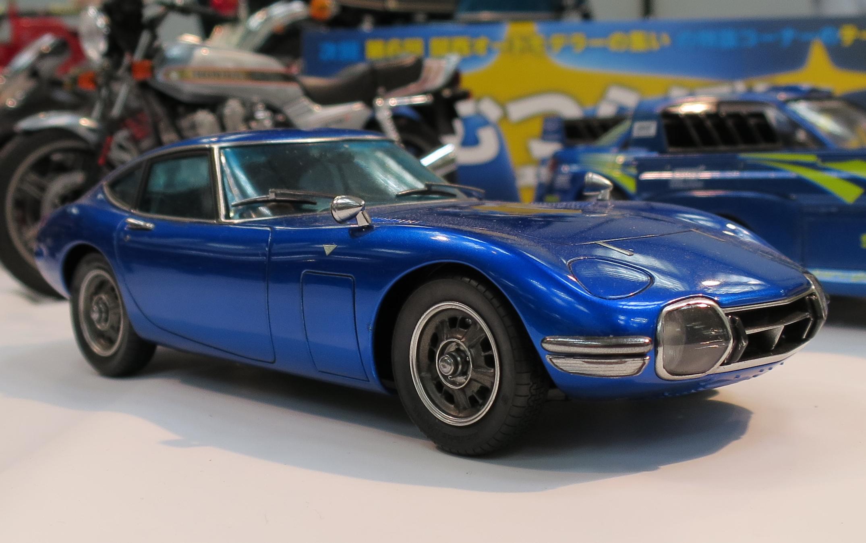 ブルー2000GT