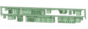 SB20-20 2連HS10【武蔵模型工房 Nゲージ 鉄道模型】-1