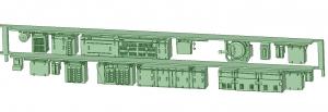 SB20-21 2連AK3【武蔵模型工房 Nゲージ 鉄道模型】-1
