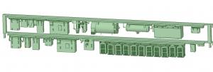 SB20-21 2連AK3【武蔵模型工房 Nゲージ 鉄道模型】-2