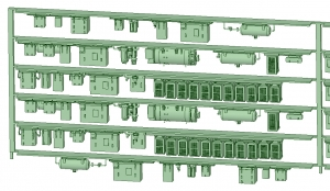 SB20-61 6連HS20【武蔵模型工房 Nゲージ 鉄道模型】-2