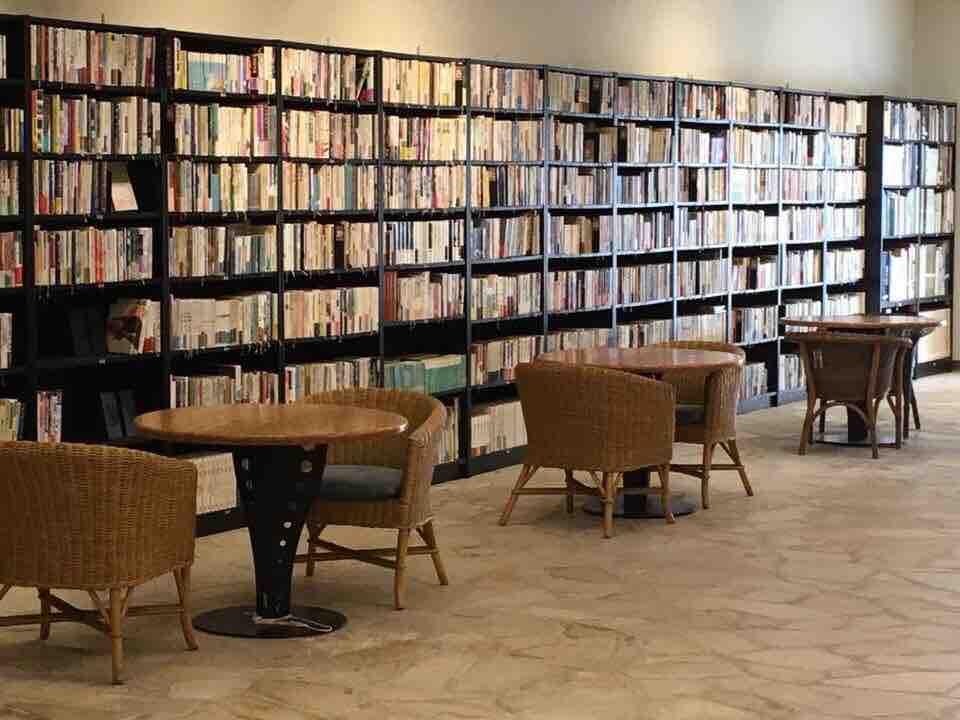 【そうだ、図書館にいこう】