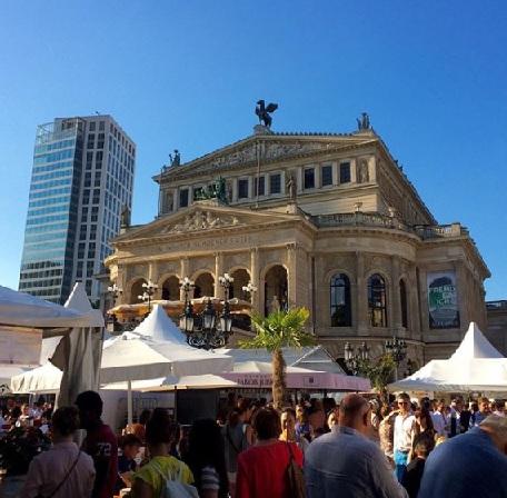Opernplatz fest